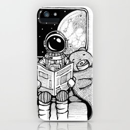 Back to home. iPhone Case