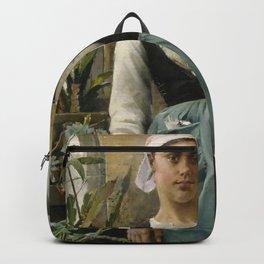 Amelie Helga Lundahl - The Garden Girl Backpack
