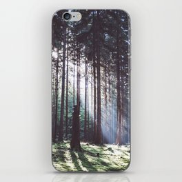 Magic forest - Landscape and Nature Photography iPhone Skin