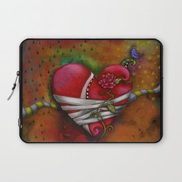 Beautiful Chaos Laptop Sleeve