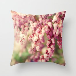Japanese Sweets Throw Pillow