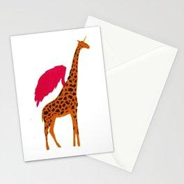 Girafficorn Stationery Cards