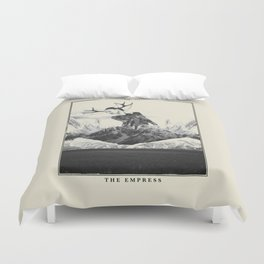 Fig. III - The Empress Duvet Cover