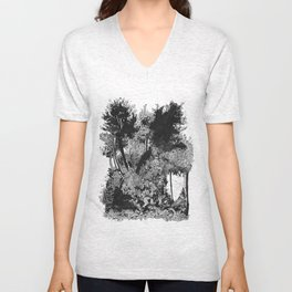 St. George Unisex V-Neck