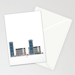 Complejo Parque Central Stationery Cards