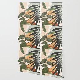 Sunset Flora 03 Wallpaper