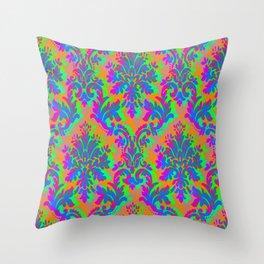 Surrealist Daydream Pattern Throw Pillow