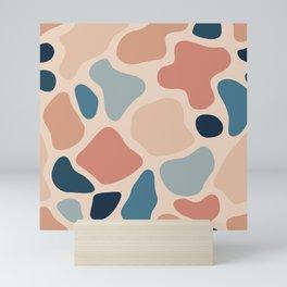 Abstract seamless pattern #7 Mini Art Print