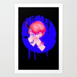 Love candy Art Print