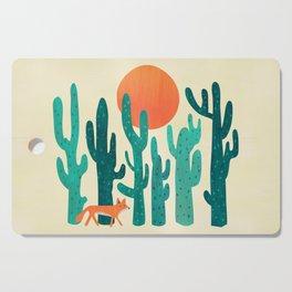 Desert fox Cutting Board