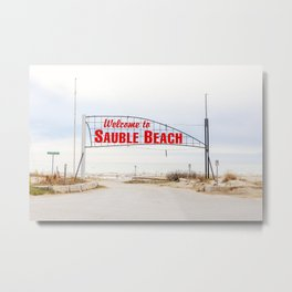 Sauble Beach #10 Metal Print