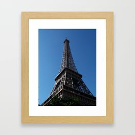 Eiffel Tower 3 Framed Art Print