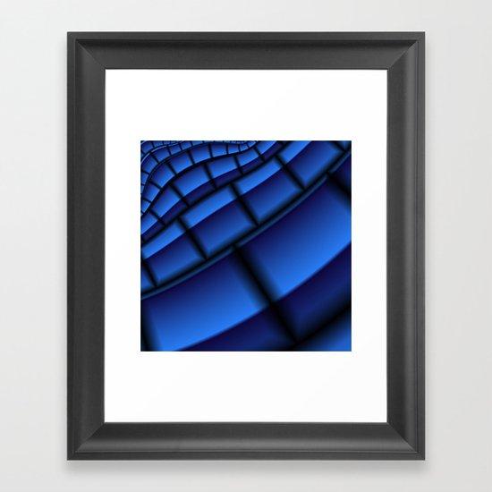 In too Deep Framed Art Print