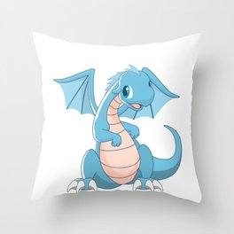 Animal Zone Dragon Collectibles T Shirt Throw Pillow