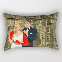 THE OTHER ARCHITECT'S MANSION IV - THE BALL Rectangular Pillow