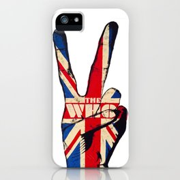 The Who Peace iPhone Case