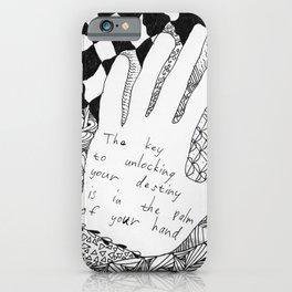 Beautiful Chaos iPhone Case