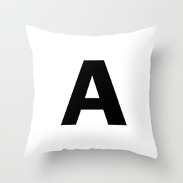 A Throw Pillow