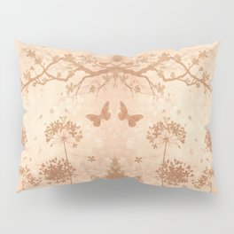Ode to spring champagne recolor Pillow Sham