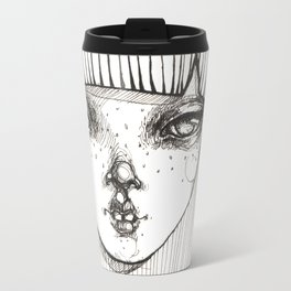 This is her Travel Mug