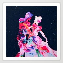 Melétios (Abstract 29) Art Print