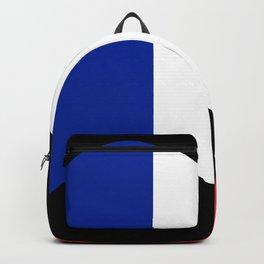 France Flag Wave Backpack