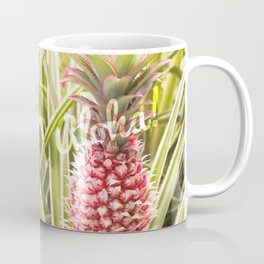 Pink Pineapple Aloha! Coffee Mug
