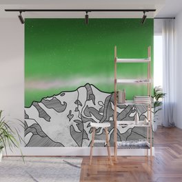 Hkakabo Razi Mountain Wall Mural