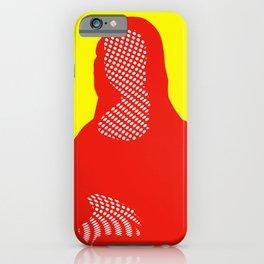 Mona, nu mach aber mal ein Punkt · 2 iPhone Case