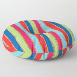 Saltcoats Sunday Floor Pillow