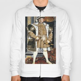 Henry VIII portrait Hoody