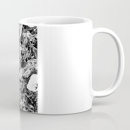 Inky Undergrowth Coffee Mug