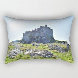 Highland Castle Rectangular Pillow