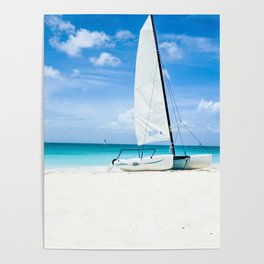 Providenciales, Turks and Caicos Poster