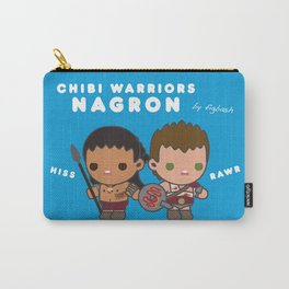 Chibi Warriors Nagron (Spartacus) Carry-All Pouch