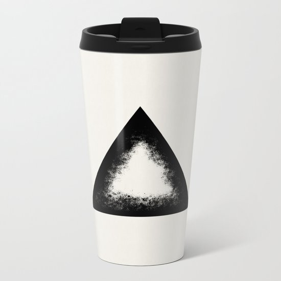 Let there be light Metal Travel Mug
