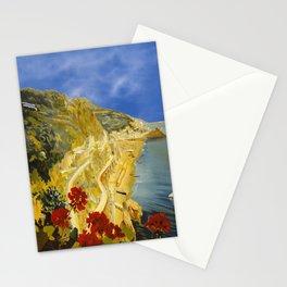 Vintage Amalfi Italy Travel Stationery Cards
