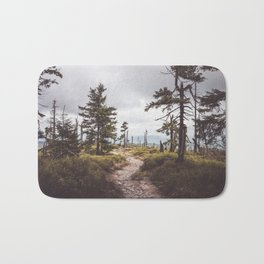 Over the mountains and through the woods Bath Mat