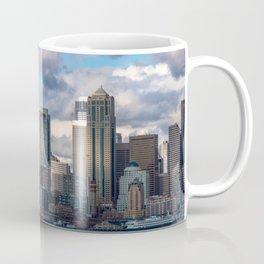 City on Elliott Bay Coffee Mug