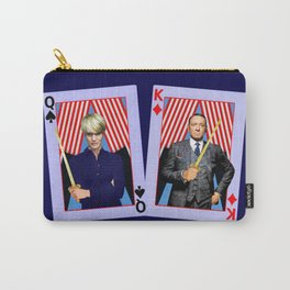Frank and Claire - An Odd Pair Carry-All Pouch