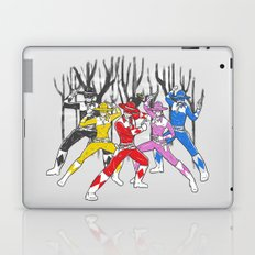 Mighty Morphing Lone Rangers Laptop & iPad Skin