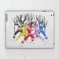 Mighty Morphing Lone Rangers Laptop & iPad Skin