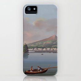 ISCHIA ISLAND Italia iPhone Case
