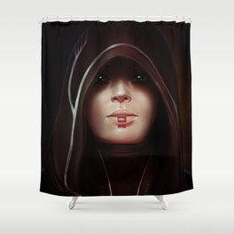 Mass Effect: Kasumi Goto Shower Curtain