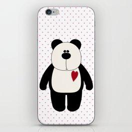 PANDA iPhone Skin