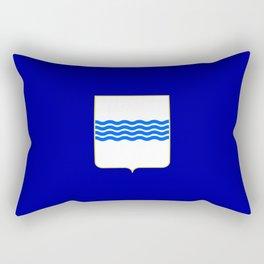 flag of basilicata Rectangular Pillow