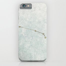 Aries x Astrology x Zodiac iPhone Case