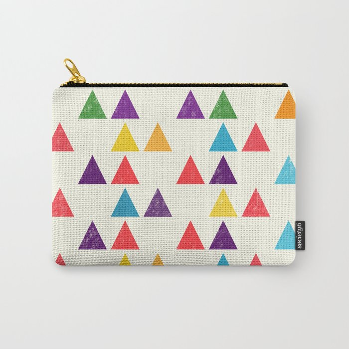 Lovely geometric Pattern XII Carry-All Pouch