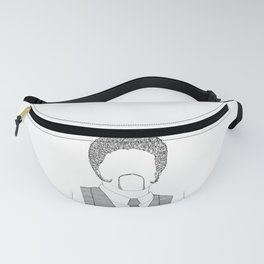 Winston Wolf - Pulp Fiction Fanny Pack