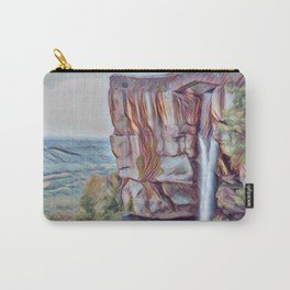 Lovers Leap at Rock City Carry-All Pouch